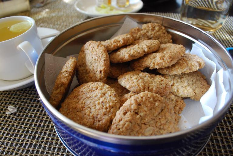 Mukta's cookies