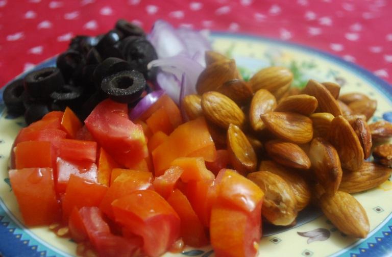 veggie plate 1