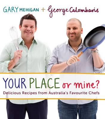 Your Place or Mine Book