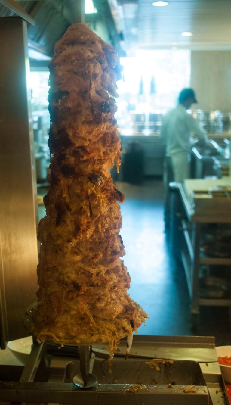 10. shawarma