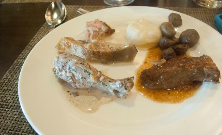 14. meat feast