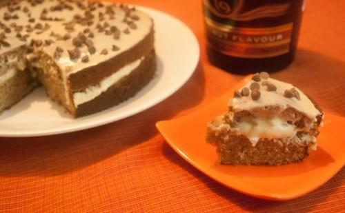 Baileys cake 1