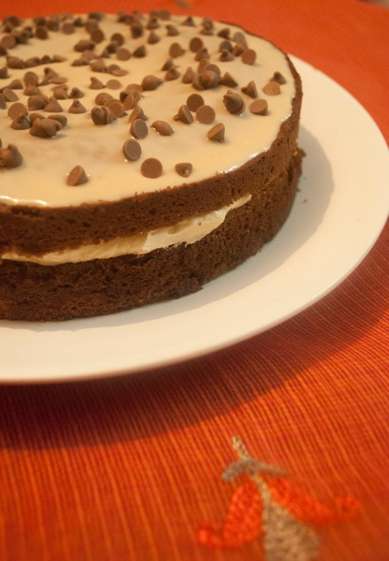 Baileys cake 2