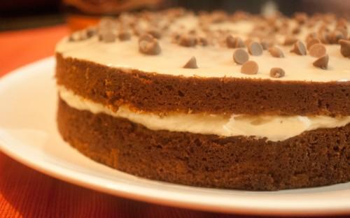 Baileys cake 3