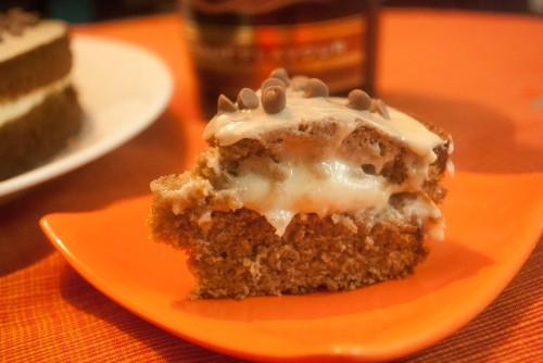 Baileys cake 4