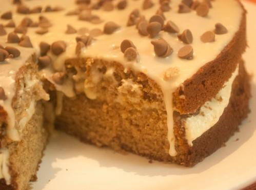 Baileys cake 6