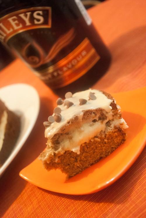 Baileys cake 7