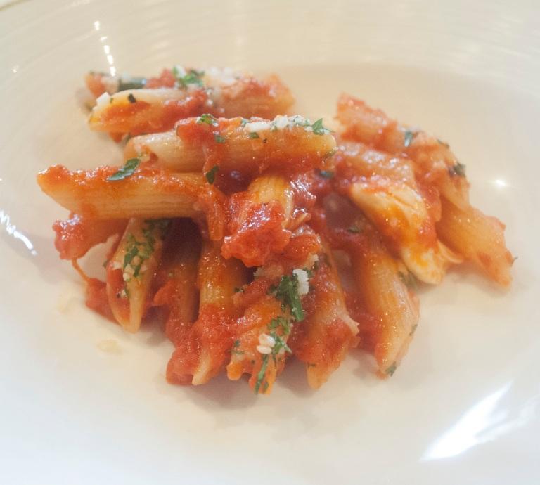 Neapolitan style pasta
