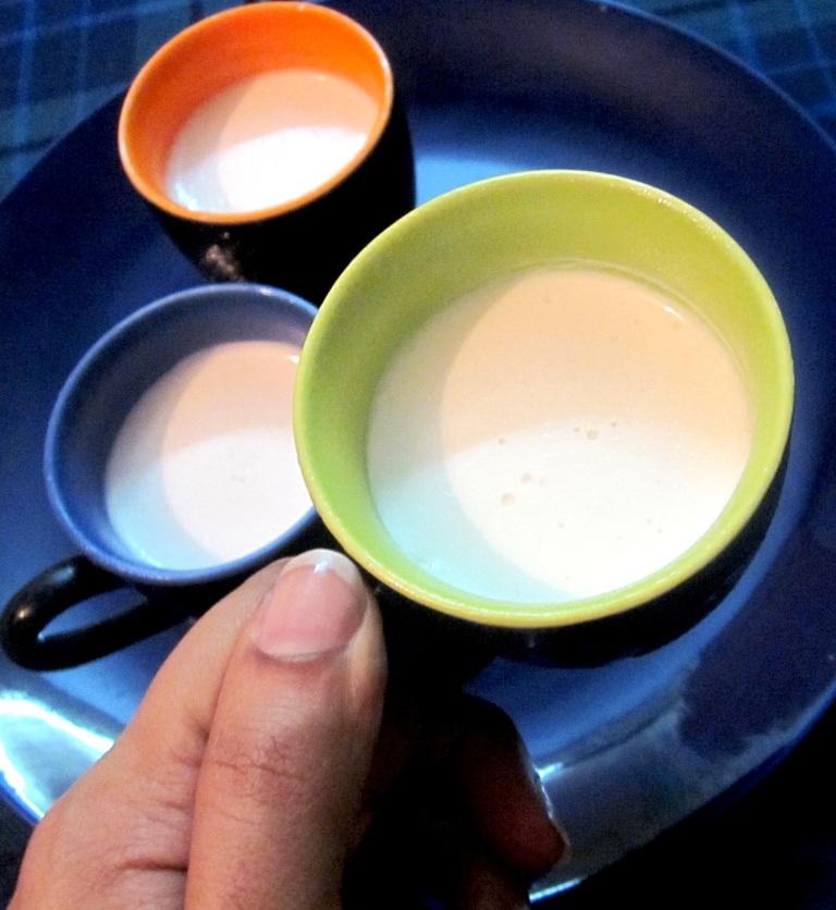 coconut mousse 2