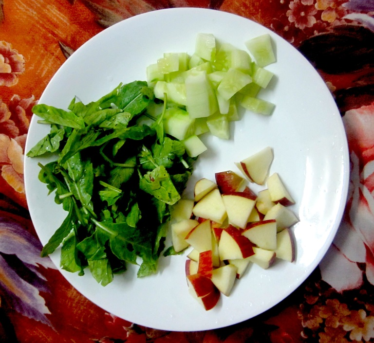 Green monster ingredients