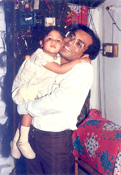 Papa and me 1