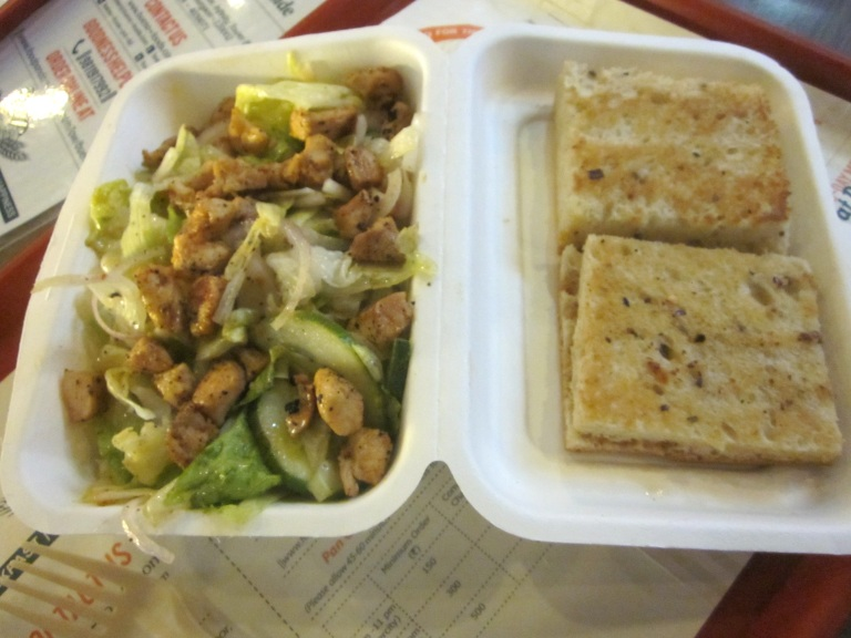 Smoken chicken salad