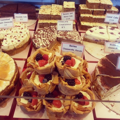 13. Assorted desserts 1