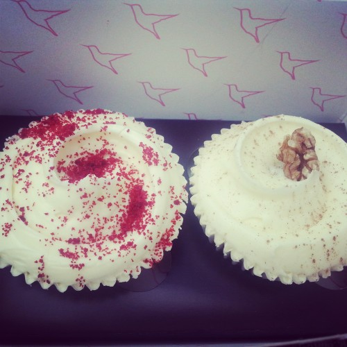 18. Hummingbird bakery cupcakes