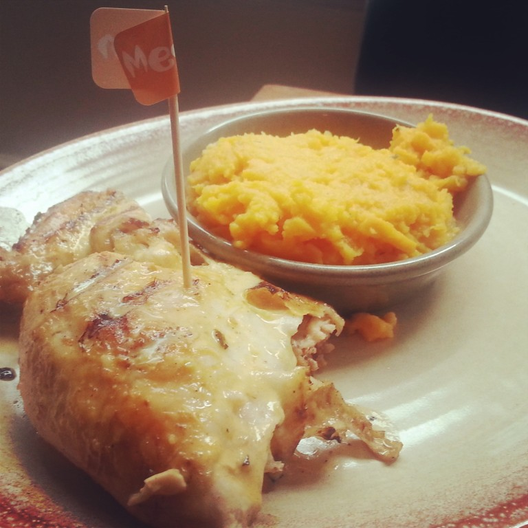 26. Nandos chicken