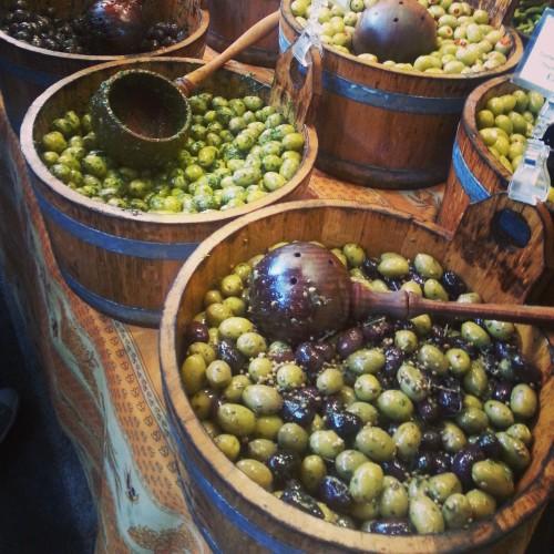 27. Olives