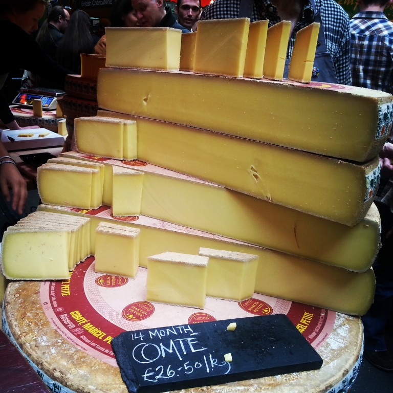 37. Comte cheese