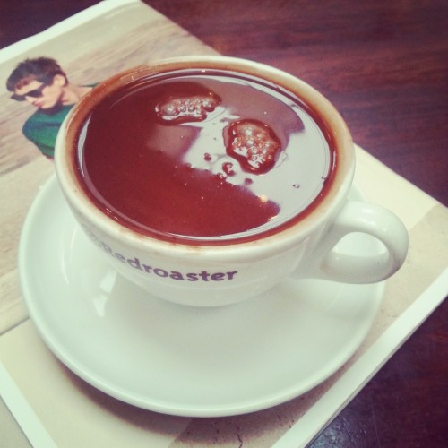 43. Hot chocolate