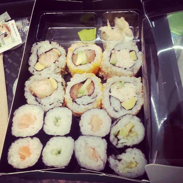 56. Sushi