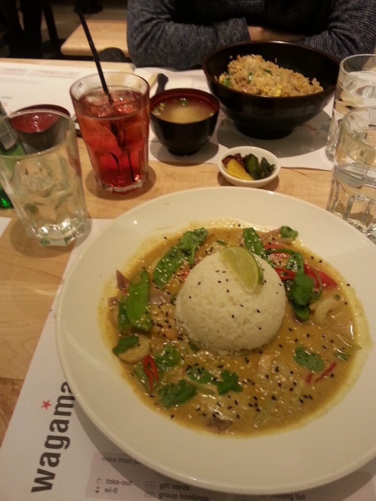 58. Raisukaree in Wagamama
