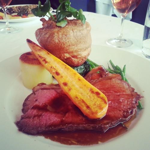 59. Roast beef