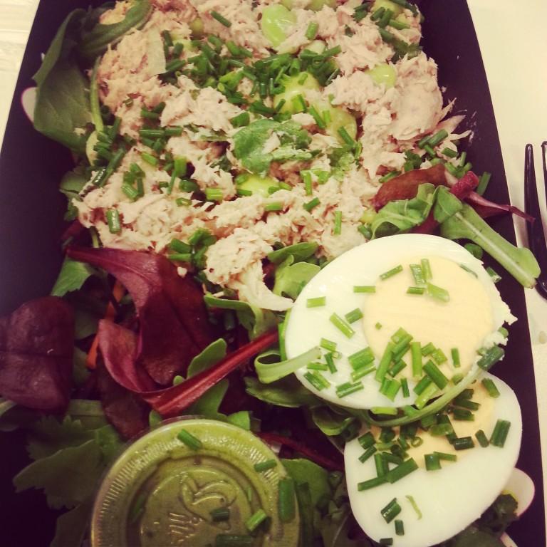 65. Tuna salad