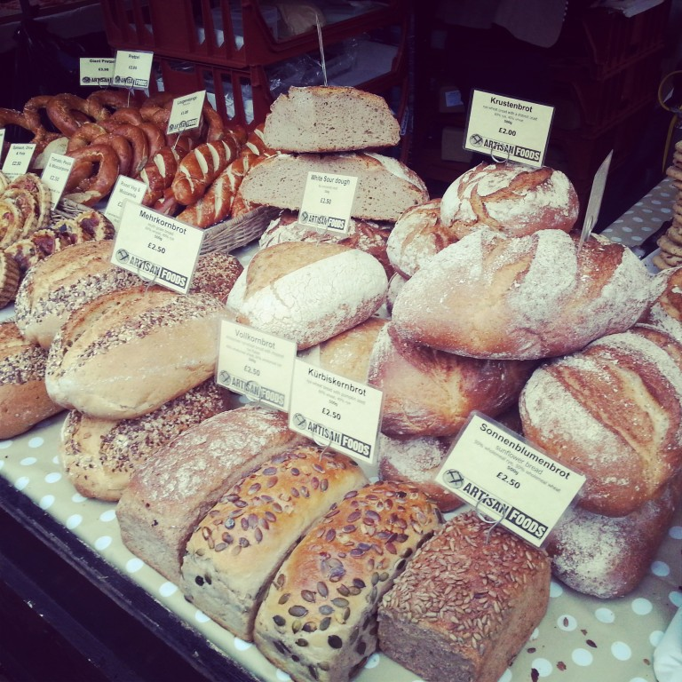71. Assorted breads 2