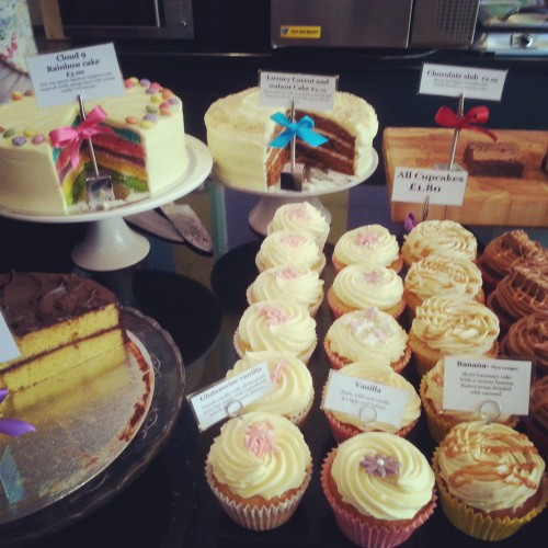 82. Assorted desserts