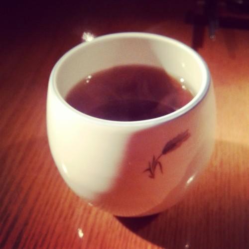 87. Plum tea