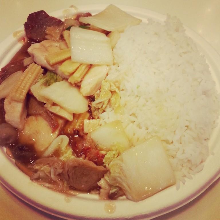 95. Sticky rice