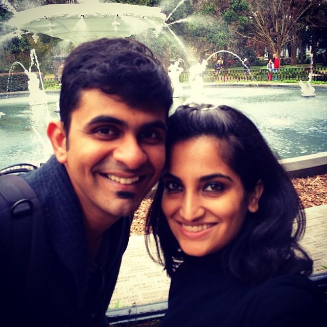 Shriya and Mukund