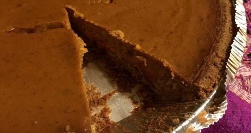 Pumpkin pie 4