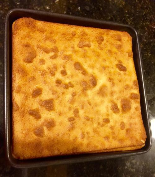 Magic Cake 1