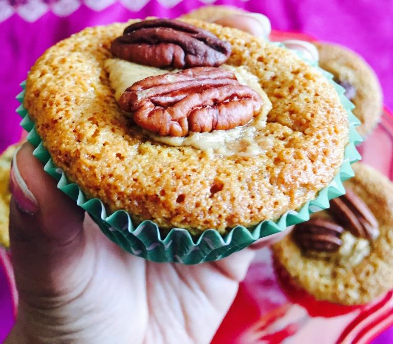 almond cupcake 3